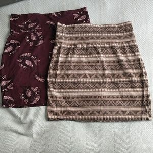 Charlotte Russe Pencil skirts